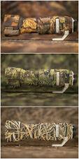 Canon RF 100-500 F4,5-7,1 L IS  lenscoat neoprene lens cover camouflage
