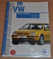 VW Golf IV 4 Bora 1,8l 2,3l Turbo VR5 1998 bis 2001 Reparaturanleitung B1248