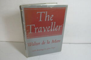 The Traveller by Walter de la Mare, John Piper drawings, 1946, 1st edition