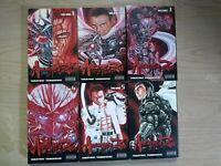 Apocalypse Zero 1-6, Lot of 6 Shonen Manga, English, Takayuki Yamaguchi