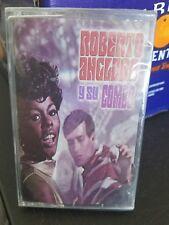 """ROBERTO ANGLERO Y SU COMBO """"DONDE ESTAN LOS RUNBEROS Cassette,SEALED)"""
