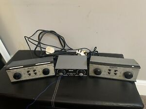 2 X H&M Duette Power Control Units And Beatties 2 train Controller