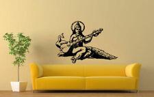 Wall Art Vinyl Sticker Decal Mural Decor Art Hindu God Enavani Peacock  #1106