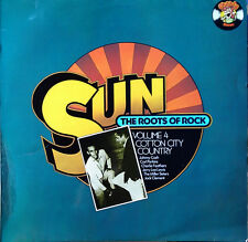 SUN - ROOTS OF ROCK VOLUME 4 / COTTON CITY COUNTRY - CHARLY LBL - V.A. - U.K. LP