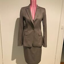 Saba suit, size 8, grey, very good condition