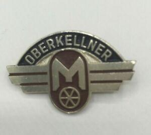 Mitropa DDR Anstecknadel Oberkellner