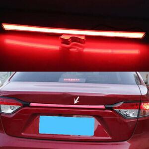 Smoke blackened For Toyota Corolla 2020-2021 LED Trunk light Strip light
