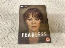 itv fearless helen mccrory 2 disc  DVD, 2017 new sealed