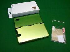 Nintendo DSi XL LL NDS i NDSI XL Aluminum Metal Case Skin Protector Cover GREEN