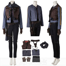Rogue One: A Story Jyn Erso Sergeant Cosplay Costume Custom Made Halloween Suit