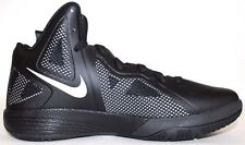 Nike Zoom Hyperfuse 2011 Tb Mens Basketball Shoes black/Black/white 454146 001