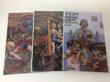 ESCAPE OF THE LIVING DEAD AIRBOURNE #1-3 (AVATAR/ROMERO/0218245) FULL SET OF 3
