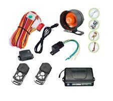 Car Alarm System Remote Central Locking Immobiliser Kit UK SELLER NEW
