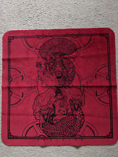 Ophidion Ophidian Accessories Playmat (Dragon Brothers) Red/Black- Spellground