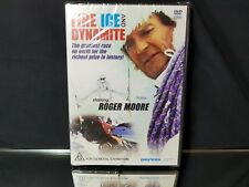 Fire Ice and Dynamite DVD Video NEW/Sealed