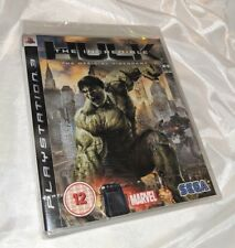 The Incredible Hulk (Sony PlayStation 3, 2008)
