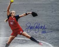Jennie Finch Autographed Signed 8x10 Photo ( Team USA ) REPRINT