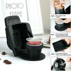 Kaffeekapsel Konverter Adapter passt für Nespresso Dolce Gusto Coffee Machines P