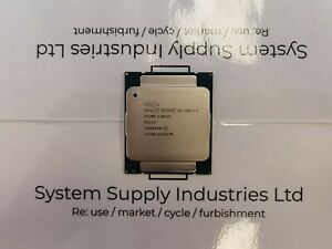 2 x Intel Xeon Processor CPU SR20M E5-1607 V3 10 MB L3 Cache 3.10 GHz 4/C 140w