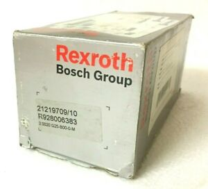 Rexroth Bosch Group R928006383 Hydraulic Filter Element