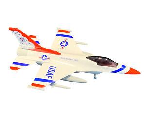SpecCast Liberty Classics USAF Lockheed F-16 Fighting Falcon Jet diecast bank