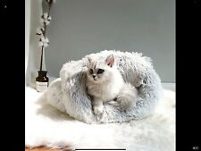 Soft, Warm, Cozy Cat House, Washable