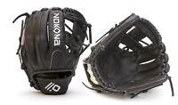 "Nokona AmericanKip 11.5"" Infield Baseball/Softball Glove A-1150BK"