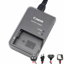 Original Canon CB-2LZE Charger For PowerShot G10 G11 G12 SX30 SX30IS IS NB-7L
