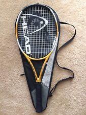 Head Liquidmetal Instinct Jr Mid Plus Tennis Racquet + HC