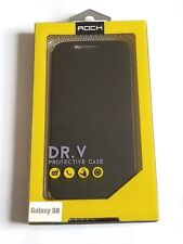 Rock DR.V Smart Protective Invisible Window Case For Samsung Galaxy Samsung S6