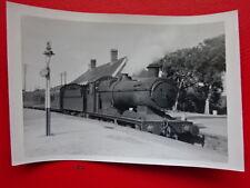 PHOTO  GWR CLASS 2251 NO 3201 AT HIGHBRIDGE & BURNHAM ON SEA RAILWAY STATION 28/