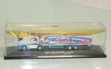 Herpa 1:87 DAF 95 Super space Cab Art Collection Antarktis neuwertig EVP(JS9782)