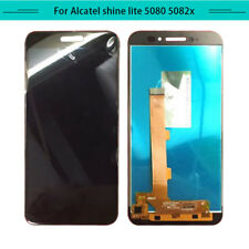 Per Alcatel SHINE Lite OT-5080 Schermo LCD Display Touch OT5080 5080X Nero