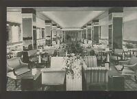 Unused Postcard The New Pall Mall Room in the Hotel Raleigh Washington DC