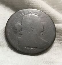 1803 DRAPED BUST LARGE CENT - AG/G.    INV#6785