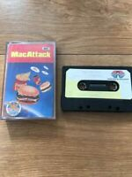 MSX Game - Mac Attack