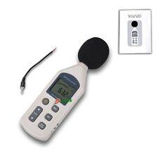 NEW LCD Digital Sound Level Meter Noise Measuring Decibel Logger Tester 30-130dB