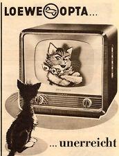 Radio AG D.S. LOEWE Berlin histor. Fondateur Action 1930 Kronach Bavière télévision TV