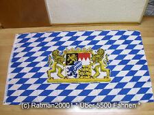 Fahnen Flagge Bayern Bavaria Lion Sonderposten - 90 x 150 cm
