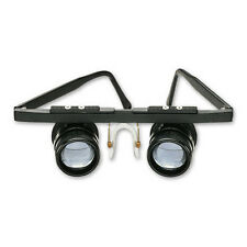 Eschenbach 3X Binocular Galilean Telescope Readers multifocal Glasses magnifier