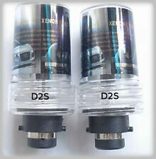 D2S 8000K OEM Replacement HID Xenon Bulbs BLUE/WHITE Light 12V 35W Set of  2