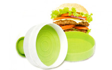 Hamburger Maker Party Gourment Burger Press Cooking Tool Kitchen Gadget