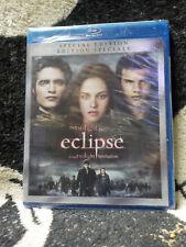 Twilight Saga Eclipse Special Edition NEW SEALED Blu Ray Canada Free Shipping