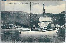 60290 - CARTOLINA d'Epoca - LA SPEZIA Citta' -  GOLFO: Cadimare 1905