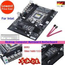 NEW Intel X79 Motherboard LGA 2011 DDR3 1866/1600/1333 mATX DDR3 or ECC / REG HT