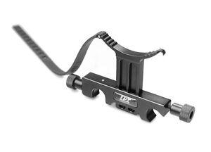Lanparte Lens Support Bracket Mount 15mm Rods DSLR Rig For BMCC BMPCC FS700 F55