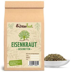 500g Eisenkraut - Top-Qualität - in feinen Streifen - Teezubereitung