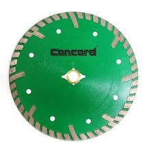 Concord Blades Cta070D10Hp 7 Inch Continuous Turbo Blade w/ Undercut Protection