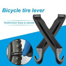 Hot 2 Packs Black Bicycle Tire / Tube Change Removal Bike Levers Tool Set Useful