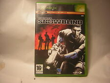 XBOX PROJECT SNOWBLIND Compatible 360
